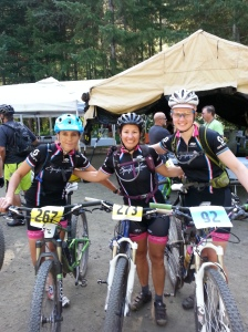 Team Races Capitol Forest